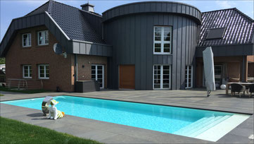 Starline Pool - Nova 100 - Poolbau in Bad Homburg