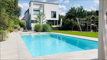 Starline Pool - Nova 100 - Poolbau in Hainburg