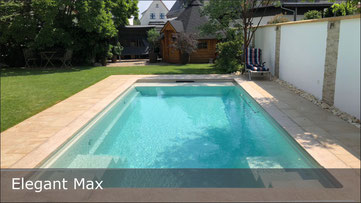 Compass Pool - Elegant Max