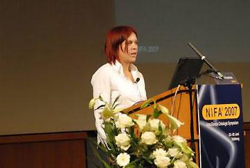 Vortrag in Salzburg - NIFA 2007
