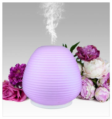 The stunning Aroma Orb is available through Divine Infusions, shipping within Australia
