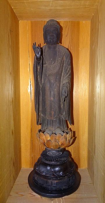 神仏習合時代の仏像(年代不明)