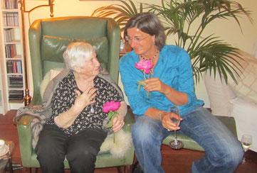 Esther Bejarano & Christa Spannbauer