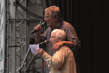 Esther Bejarano & Konstantin Wecker