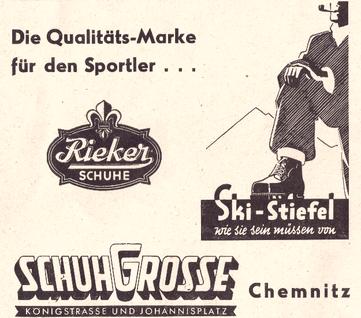 Werbung aus dem Sportprogramm