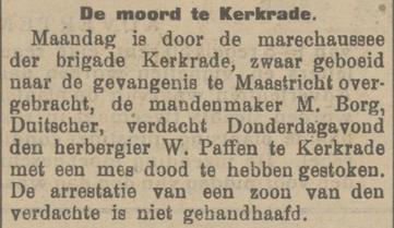 De Zuid-Willemsvaart 11-11-1908