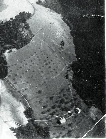 Obermettlen 1914