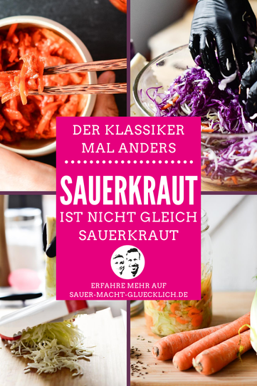 Unsere TOP 3 Sauerkraut-Rezepte