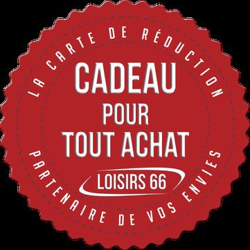 Réduction Sweetcandles partenaire Loisirs 66