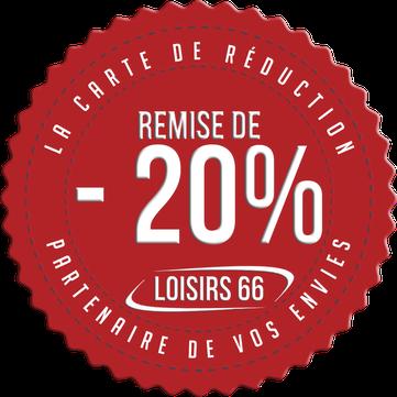 Réductions Atout Fleurs Canet en Roussillon Loisirs 66