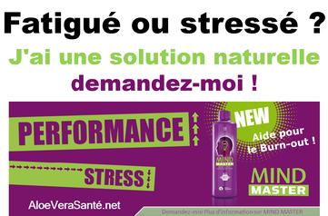 LR France pour Mind Master Baisse le stress augmente les performances - Aide pour le Burn-out !