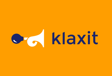 Logo du site web Klaxit