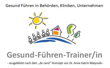 Ausgebildete Gesund Führen Trainer Samira Christmann