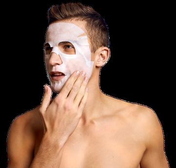 Nova CBD mask para hombres