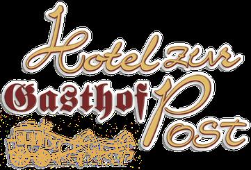 Unser Logo vom Gasthof Hotel zur Post Kiefersfelden