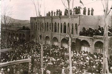 Proklamationen af folkerepublikken Mahabad (22. januar - 16. december 1946)