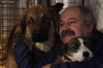 Radu Termure der Mann mit einem großen Herz für Tiere