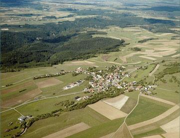 Wutach- Münchingen bei der Wutachschlucht im Hochschwarzwald