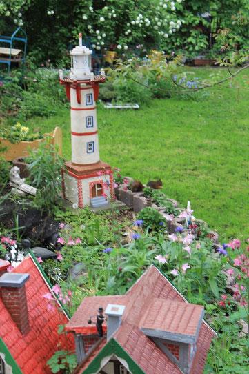"""Leuchtturm """"Am See"""""""