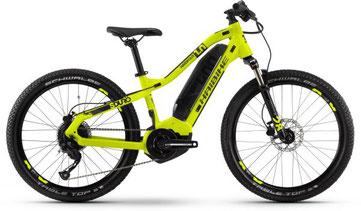 """Haibike SDURO e-Mountainbike Hardtail 24"""" 2020"""