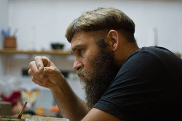 гончарная мастерская, курсы гончарного мастерства, купить гончарную посуду, научится гончарному ремеслу, гончар в Краснодаре, гончарная мастерская мастерская на Кубани,