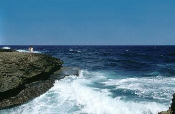 Shete Boka Nationalpark, British Virgin Islands, Karibik, Karibische Inseln