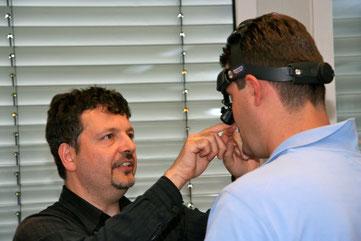 Ergonomie dental Lupenbrille