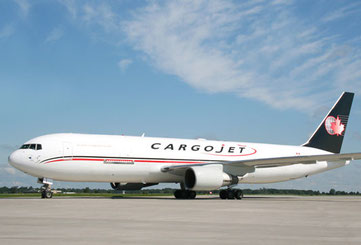 Cargojet's 767-300Fs will operate long-haul routes on ACMI terms for Air Canada  -  courtesy Cargojet