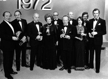 DIE GOLDENE KAMERA 1973-18. Januar 1973 Copyright: © HÖRZU