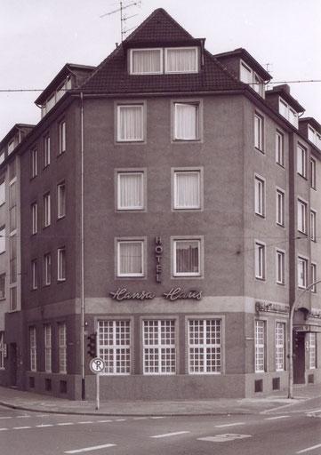 Der Neubau 1965
