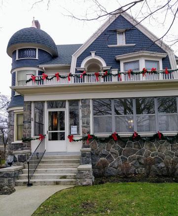 Jenison Museum (Tiffany House) 28 Port Sheldon Jenison, MI