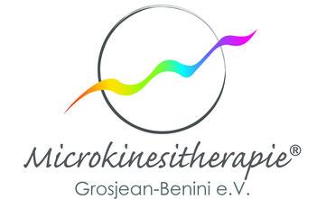 Logo des Vereins für Microkinesitherapie