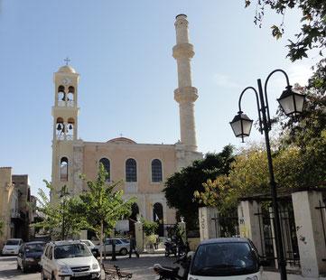 Kirche Agios Nikolaos in Chania