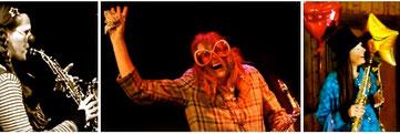 Clownin Workshops für Frauen - Qualifikation