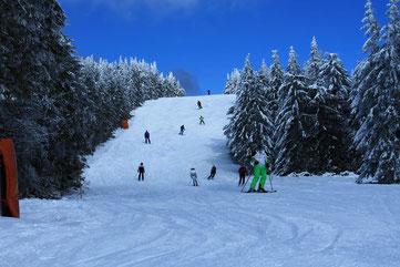 лыжня, горнолыжный курорт, Копаоник