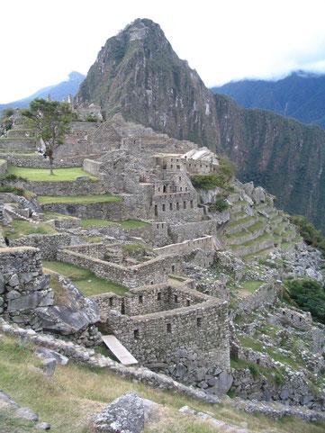 Machu Picchu erkunden mit PERUline