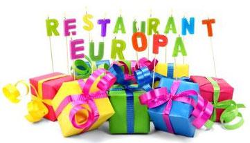 Restaurant Europa feiert Geburtstag