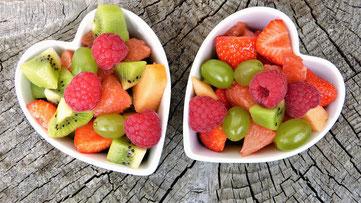 Vitamine Frühjahrsmüdigkeit Obst Gemüse Obstsalat Healthlove