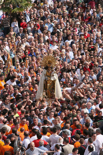 праздники Валенсия