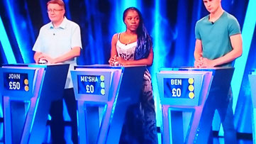 Me on Tipping Point!