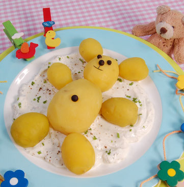 Kartoffel-Teddy