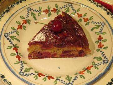 """Gâteau aux Cerises """"Tante Vernon"""" Mère Mitraille"""
