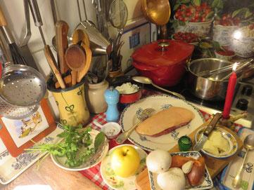 La cuisine de la Mère Mitraille sur Canal Gourmandises