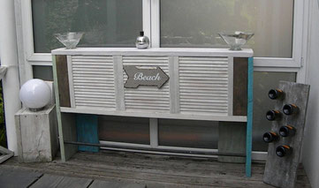 Kundenwunsch Strandbar /Gartenbar