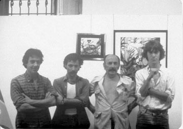 Exposición Blanco y Negro Sala Picasso