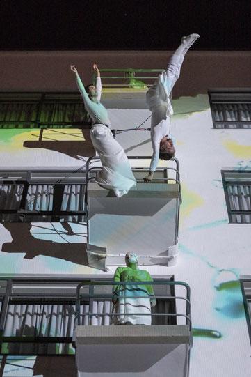 """on the brink"" Bauhausfest 2019"