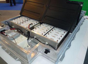 Pack batterie BMW i3 - Crédit photo RudolfSimon