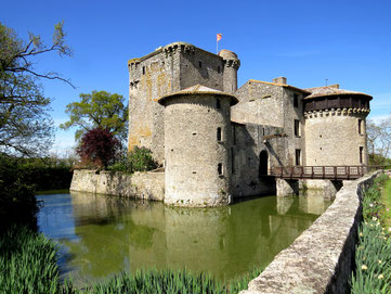 Chambres au château-fort historique