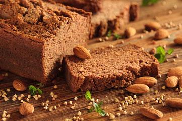 Glutenfreies Brot - Symbolfoto Pixabay.com