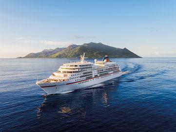 Dialyse auf Kreuzfahrtschiffen MS EUROPA und MS EUROPA 2